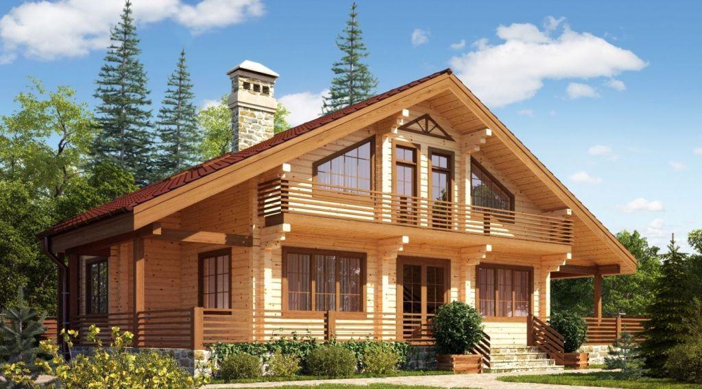 Деревянные дома (срубы и дома из бруса)