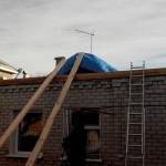 2. Сняли крышу