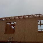 10. Балочное перекрытие на потолке