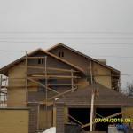 Подшива крыши