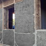 Глина, будет создавать особый микроклимат в доме.