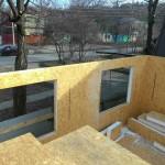Продолжаем монтаж стен 1- го этажа СИП- 174 мм