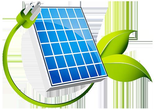 Солнечные батареи, автономная система электричества.